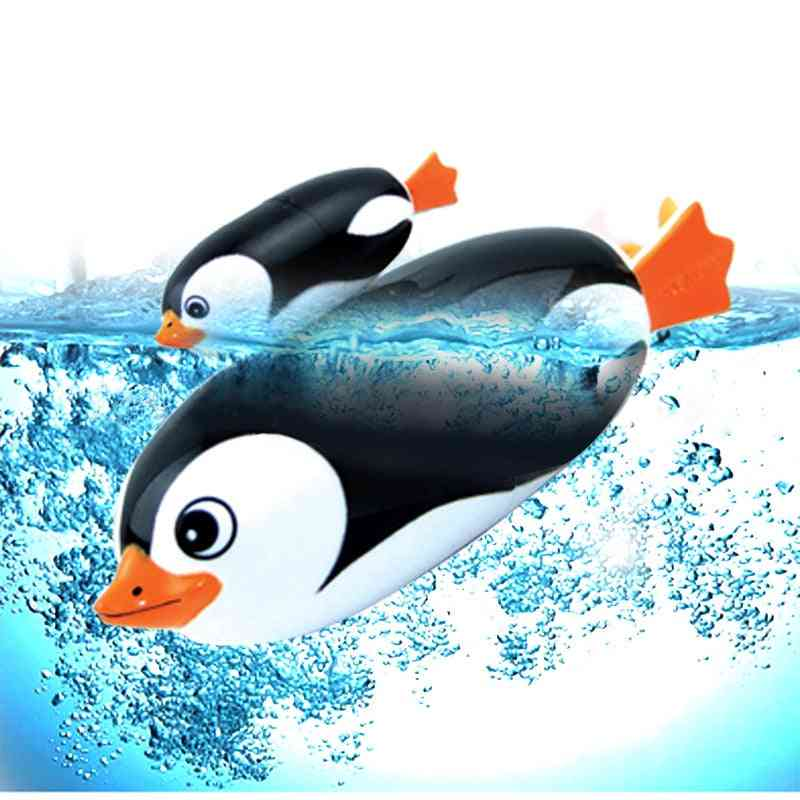 Electric Diving Penguin-swimming Pool Toy