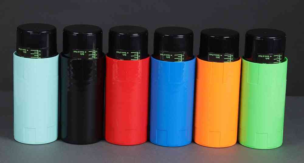 Tennis Ball Saver - Pressurized Storage For Fresh And Bounciness