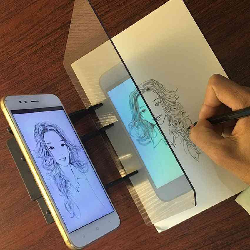 Kids Led Projection, Drawing Copy Board For Painting, Tracing