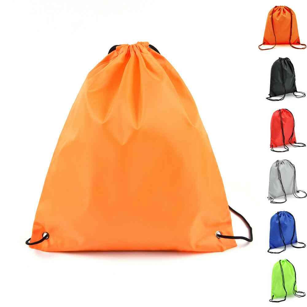 Nylone Drawstring Sport Shoe Bag
