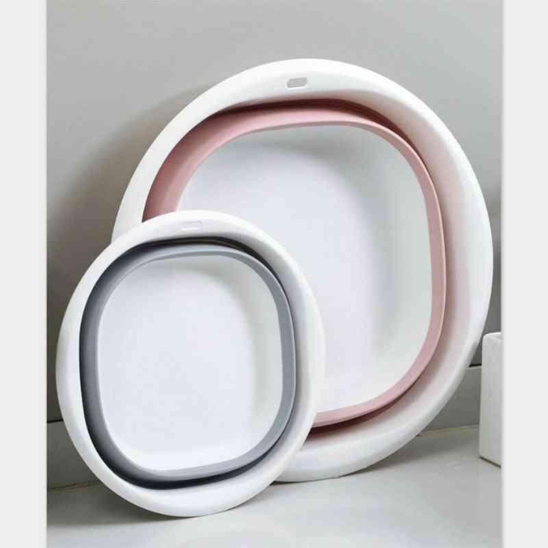 Folding, Portable Wash Basins, Laundry Tub Bathroom Kitchen Accessories