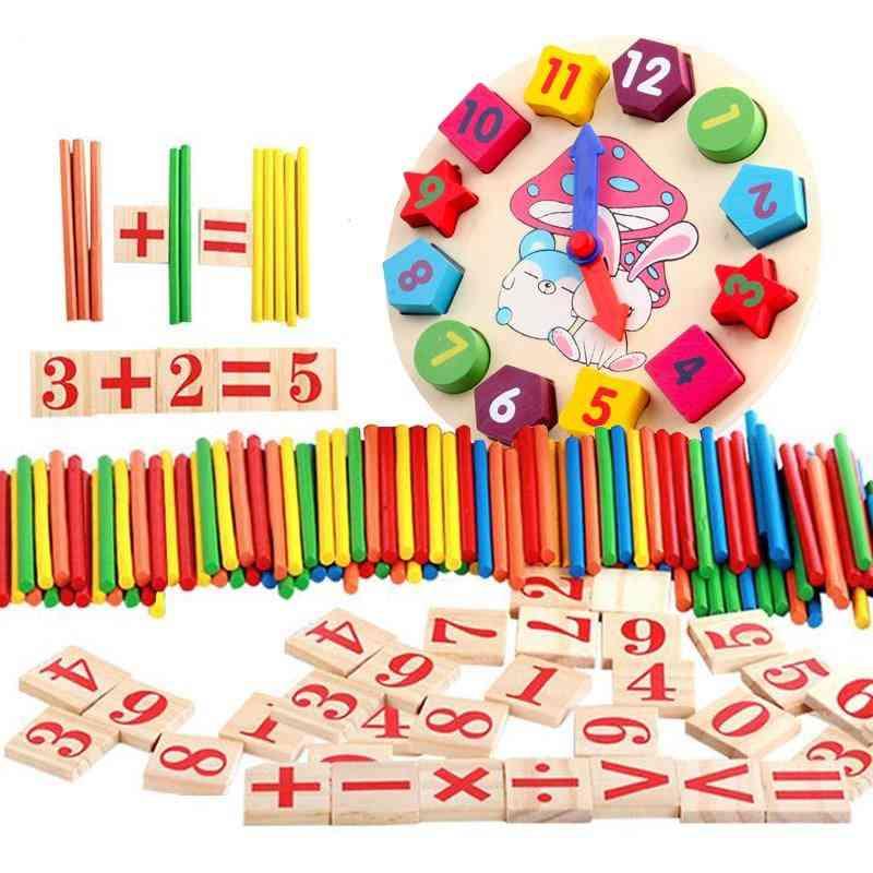 Montessori Mathematics Teaching Aids, Learning Toy