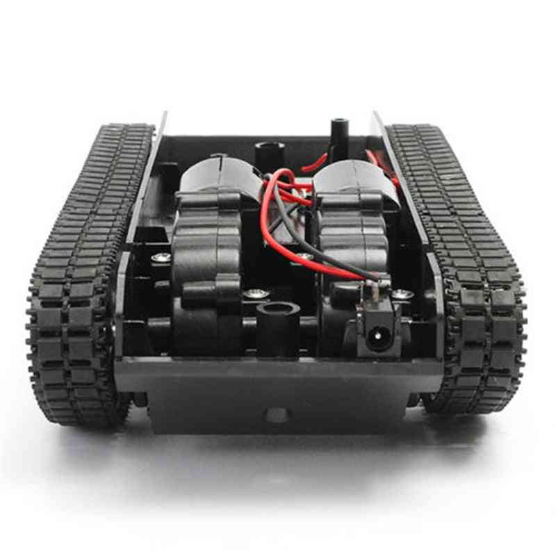 Smart Tank Robot Chassis Toy- Crawler Replacement Part
