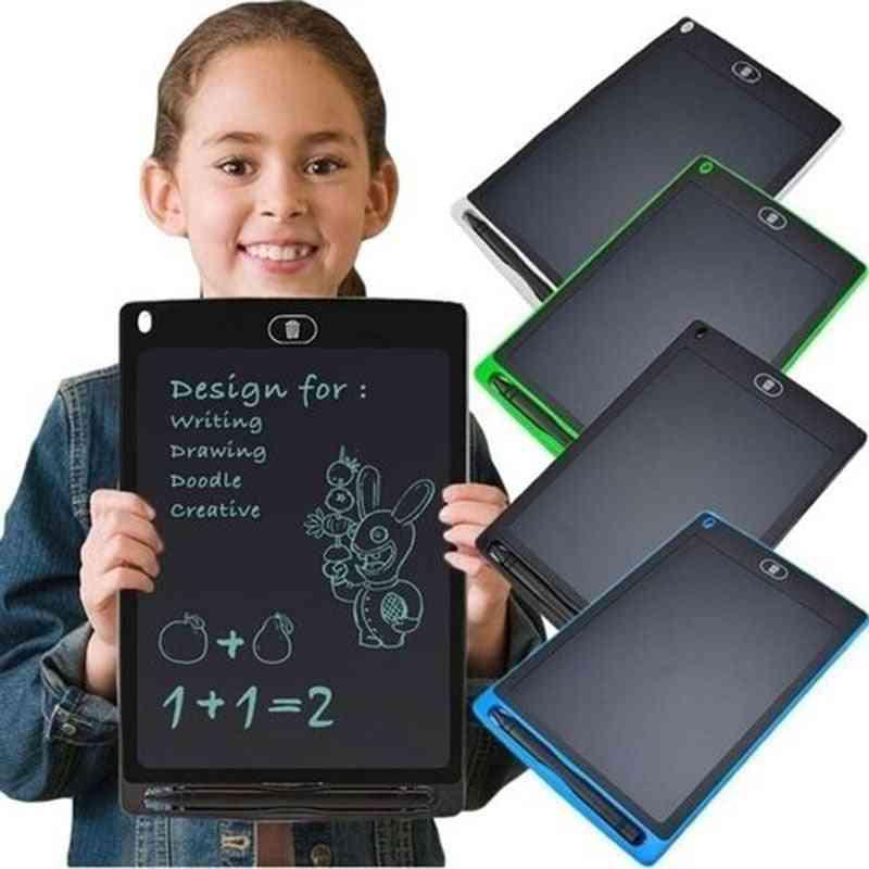 Electronic Drawing Board, Lcd Screen Writing Tablet, Digital Graphic Handwriting Pad