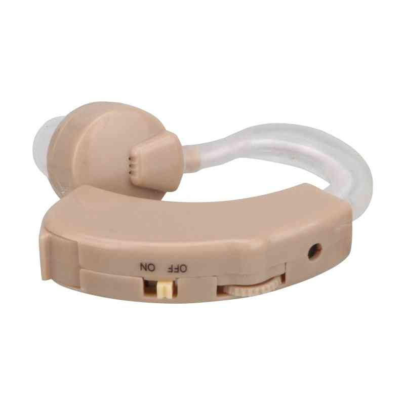 Rechargeable And Adjustable Tone, Mini Bluetooth Hearing Aid For Elderly