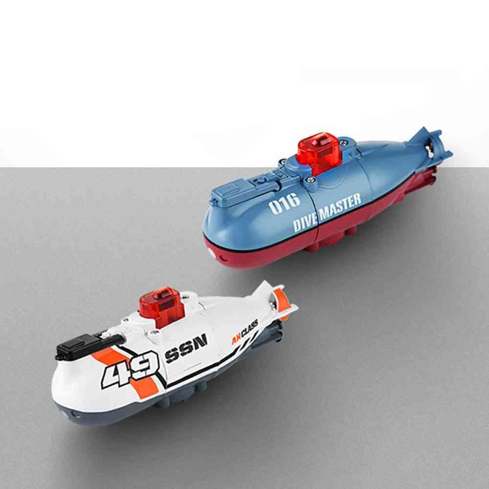 Mini Remote Control,  Electric Submarine Toy Model For