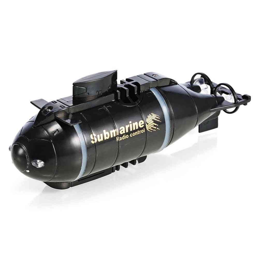 Happycow 777-216, Mini Rc Submarine- Speed Boat Remote Control Drone Pigboat
