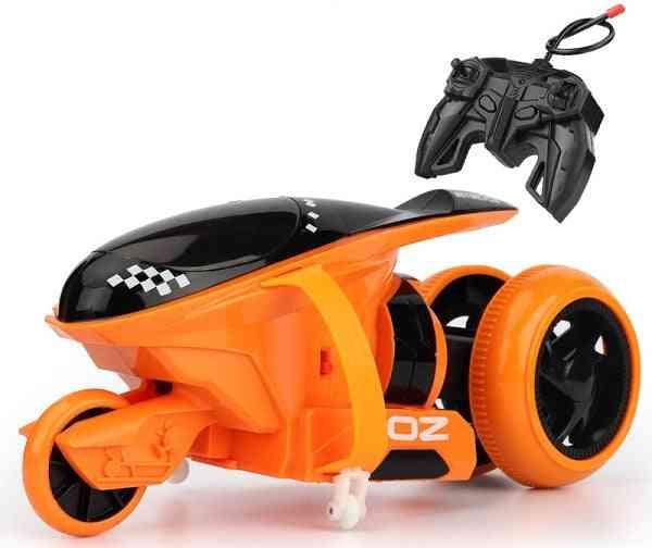 2ch Thunder Drift Motorbike- Stunt Rc For Kids