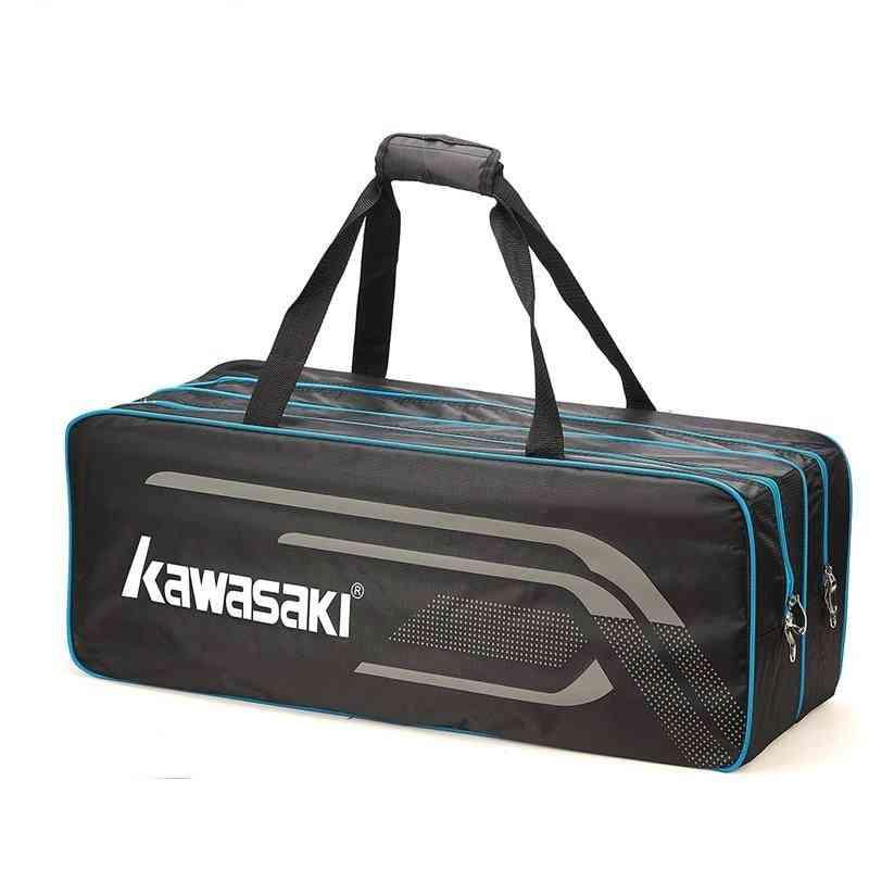 Tennis & Badminton Racket Single Shoulder Polyester Sport Bag