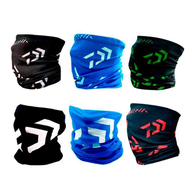 Windproof, Single Layer, Sun And Dust Protection Seamless Scarf Mask