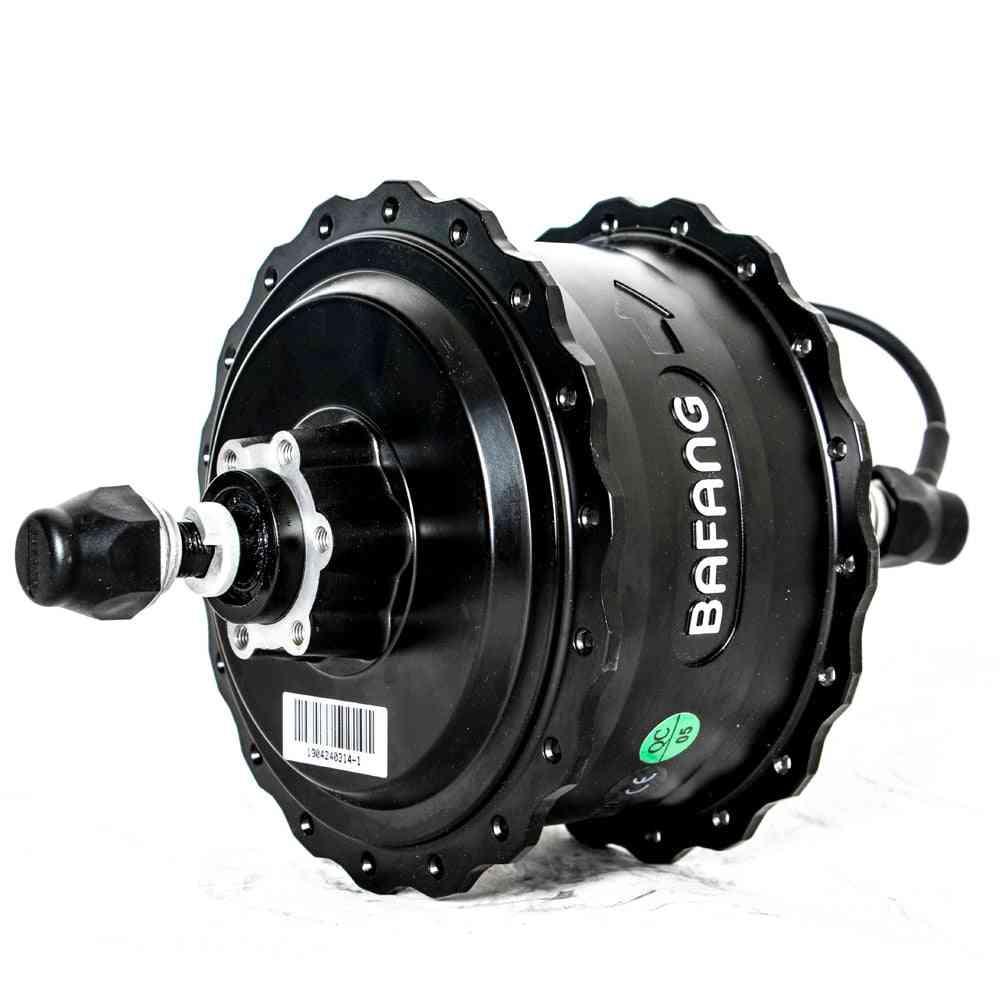 48v, 750w Electric Brush-less Gear Hub Motor