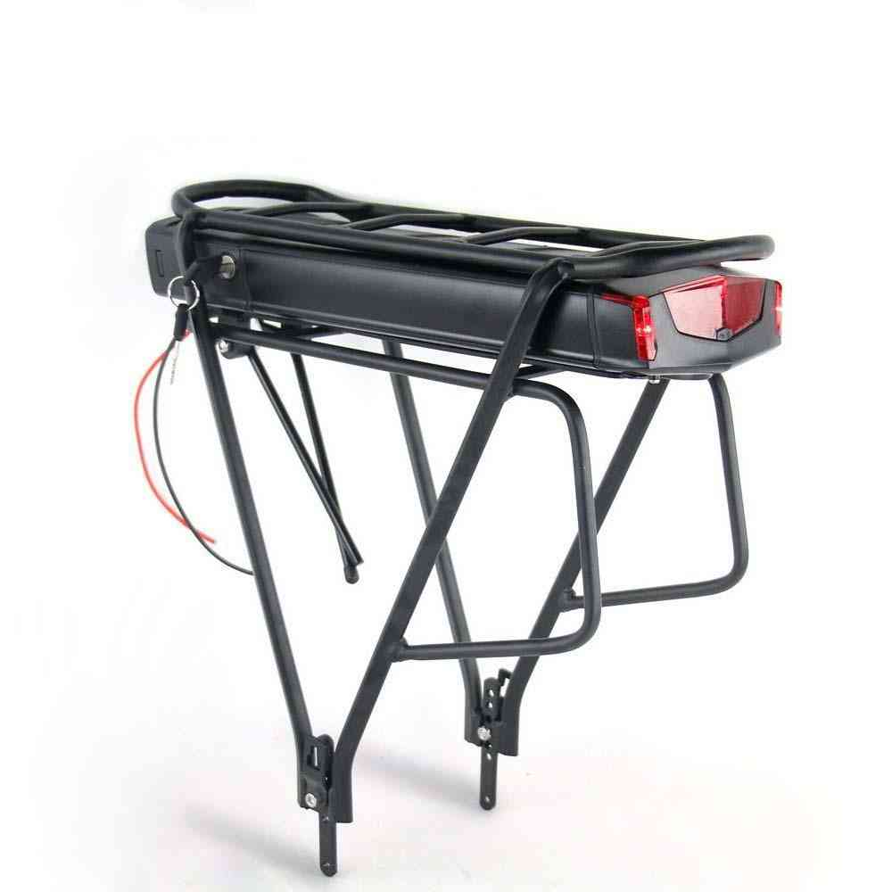 36v Rear Rack Ebike Battery With 20-28
