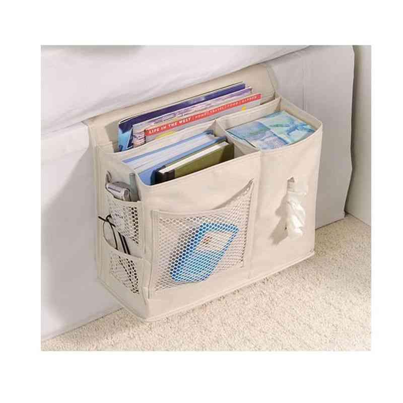 Multifunctional Bedside Hanging Storage Bag