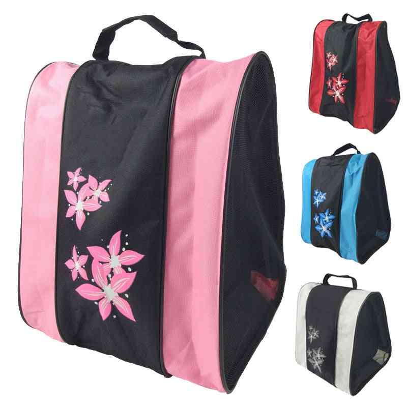 Portable Roller Skate Shoes Storage Bag/adults