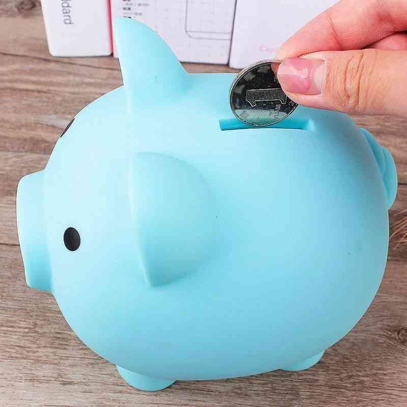 Money Saving Storage Box, Safe Case Pig Pretend Play Toy