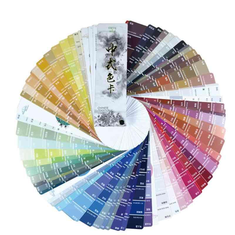 Traditional Colors Rgb Guide Manual Newbie -distinguish  Names