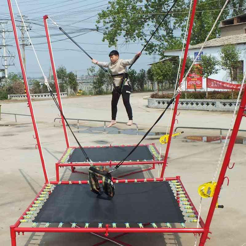 Bungee Jumping Trampoline