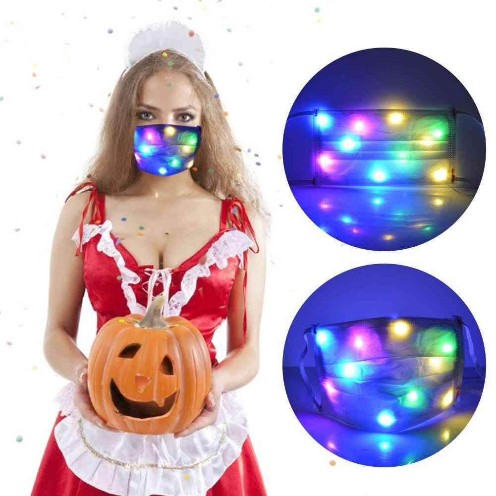 Disposable Luminous Mask