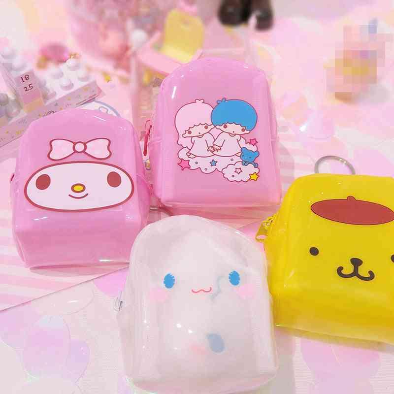 My Melody/little Twin Stars/cinnamoroll/pudding Dog Design Mini Backpack