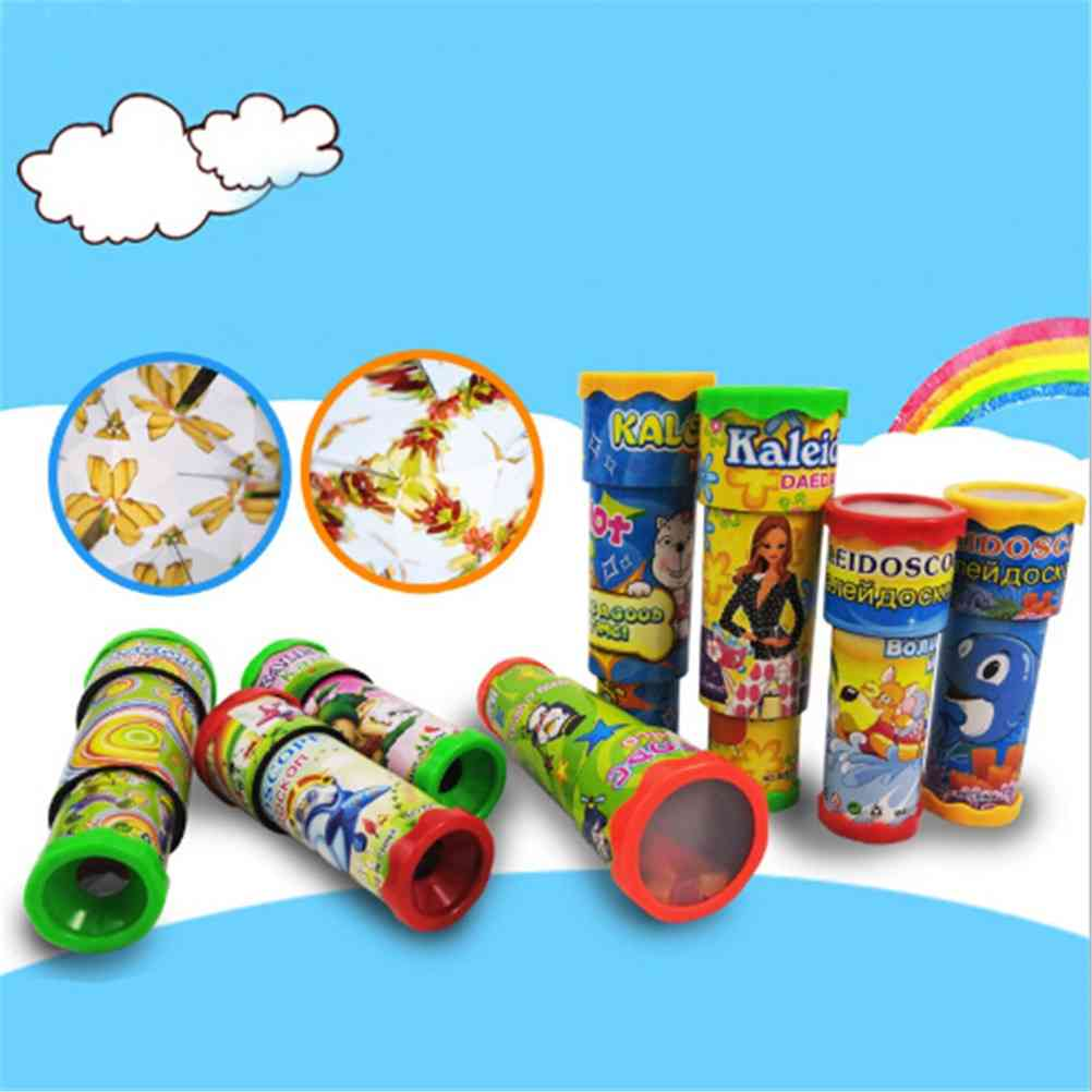 Child Senses Development Educational-vintage Kaleidoscope