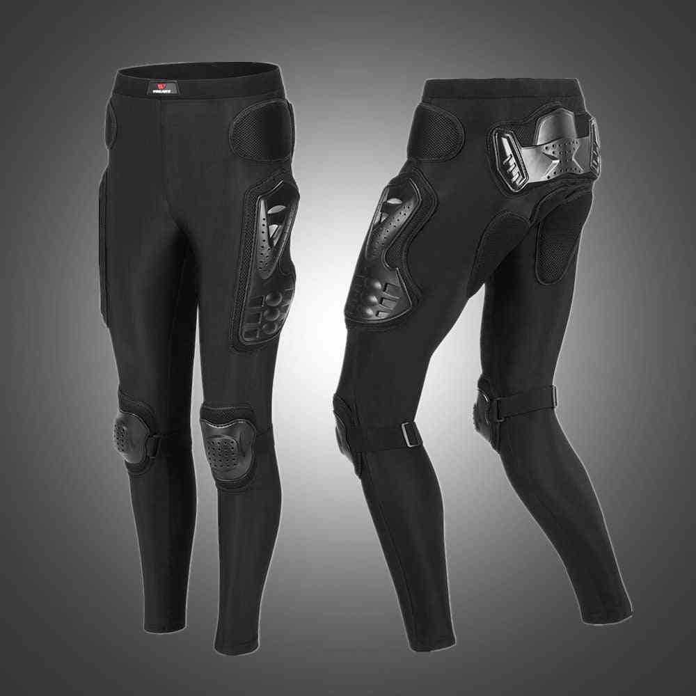 Breathable And Anti-fall Protective Armor Pants With Eva Pads