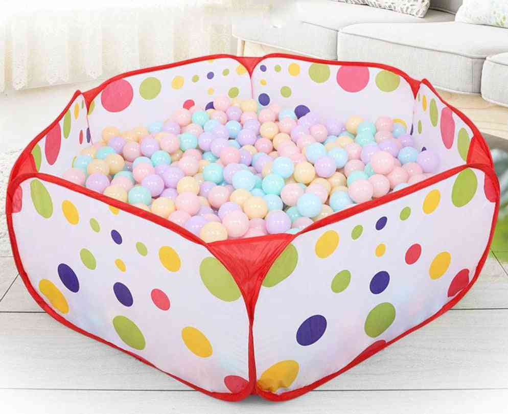 Polka Dot, Foldable Baby Play House Tent Toy