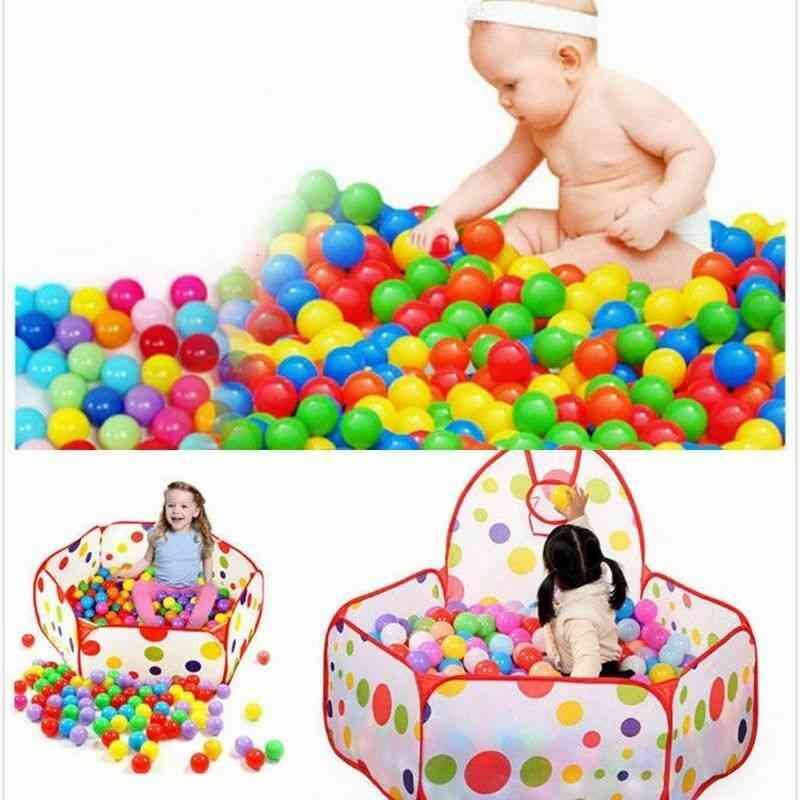 Colorful Ocean Balls For Baby Kids