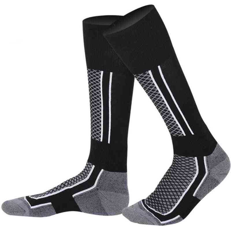 Warm Thicker Cotton Sports Thermosocks For Men/women