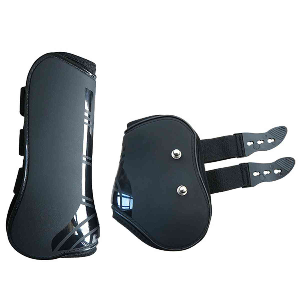 Horse Front / Hind  Leg Guard Boots