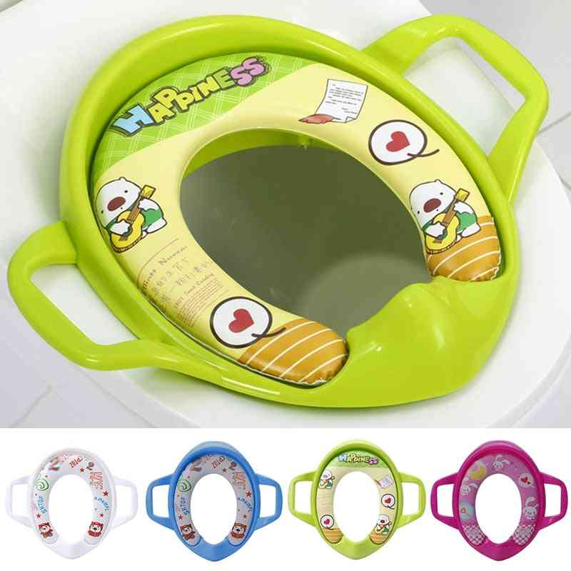 Infant Potty Toilet Training Seat Cover