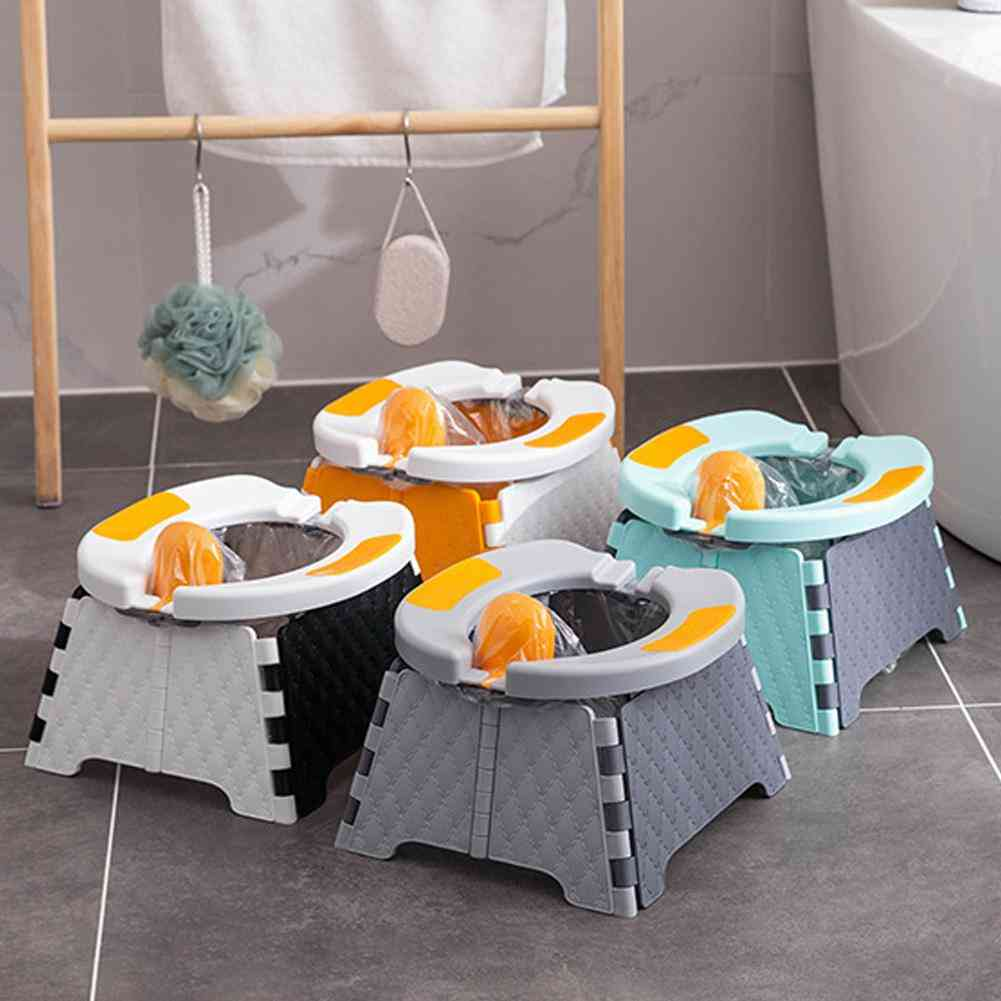 Portable, Folding Chair Seat For Potty Training