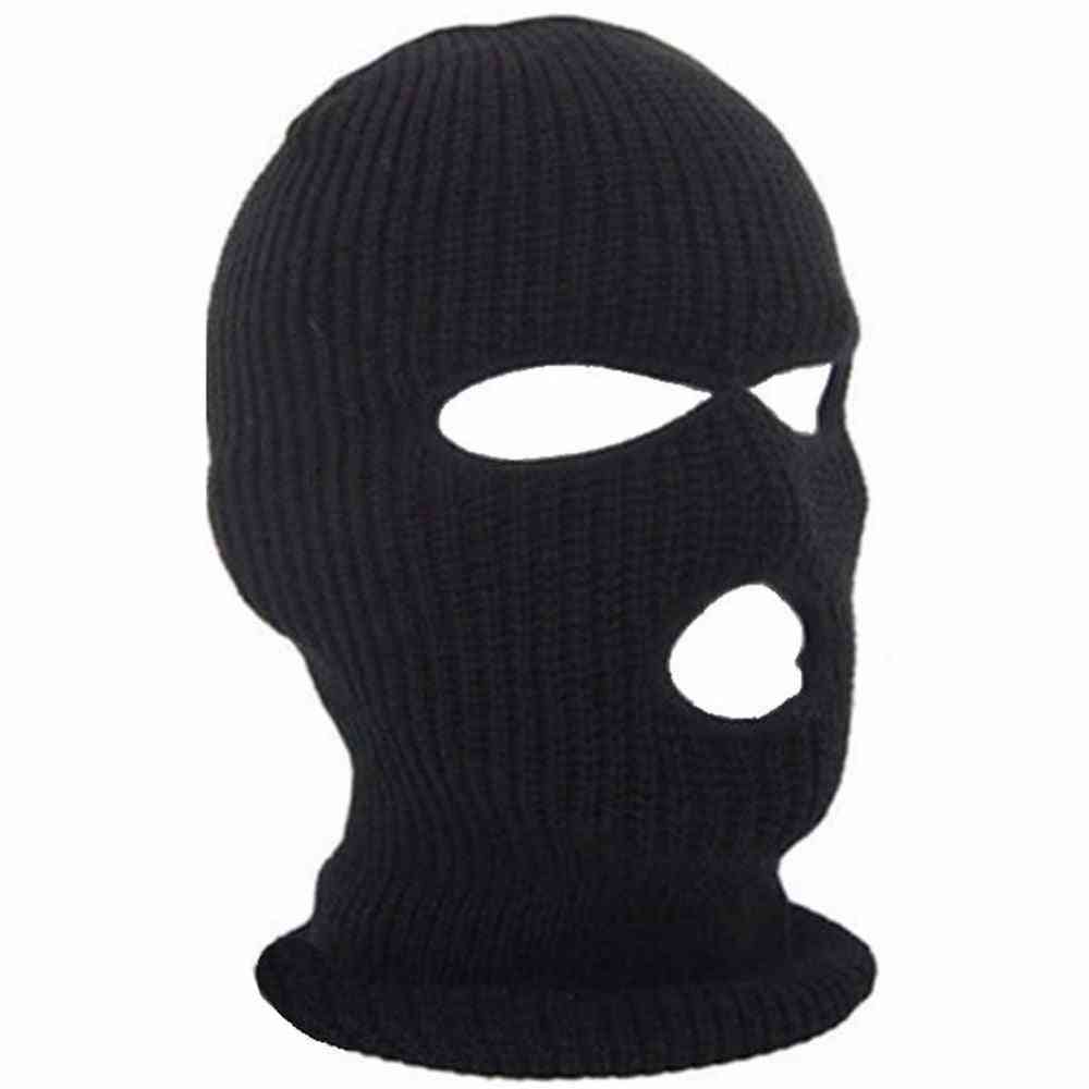Motorcycle Full Face Cover Mask-head Hood