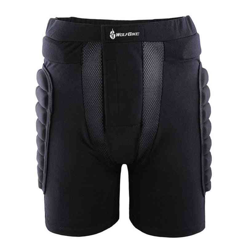 Children Skateboarding Shorts, Motorcycle Protection Gear Mtb Soft Pad Hip Butt