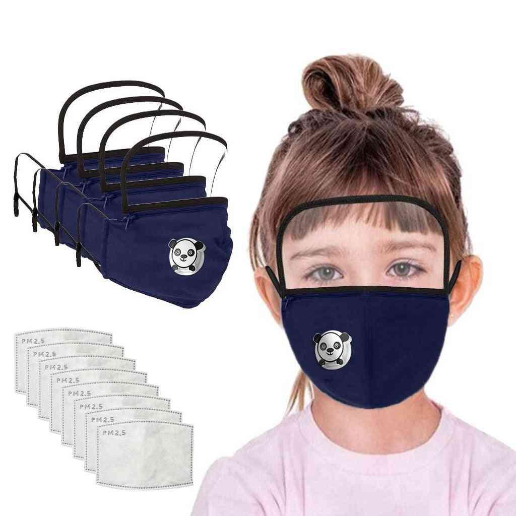 Children Dustproof Mouth Mask