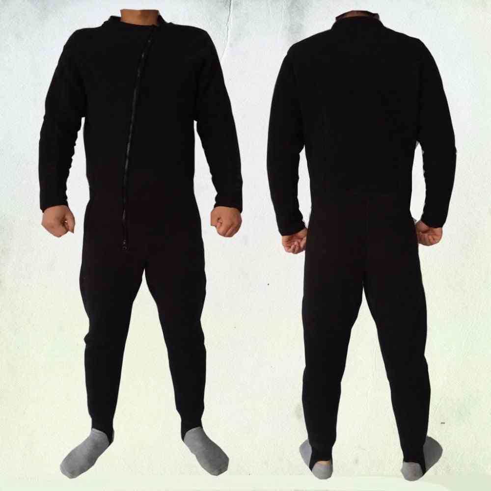 Lightweight, Full Body Thermal Undersuit For Adults