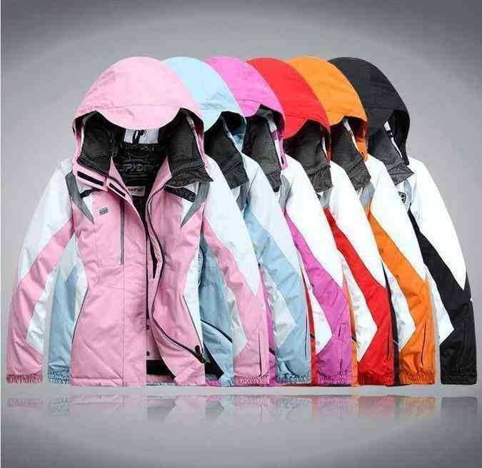 Outdoor Ski Waterproof Cold-resistant Thick Warm Cotton Padded Jacket