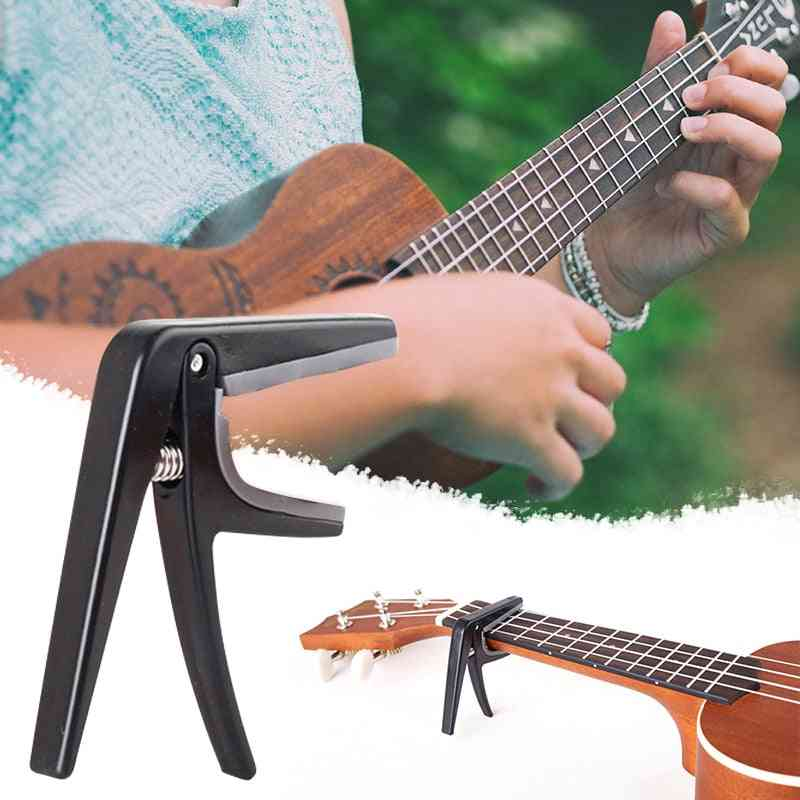 Professional  4 Strings Ukulele Capo For Hawaii Guitar