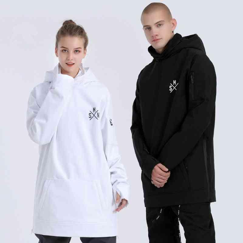 Mens & Women Hoodie, Snowboard Outdoors Jacket / Coat