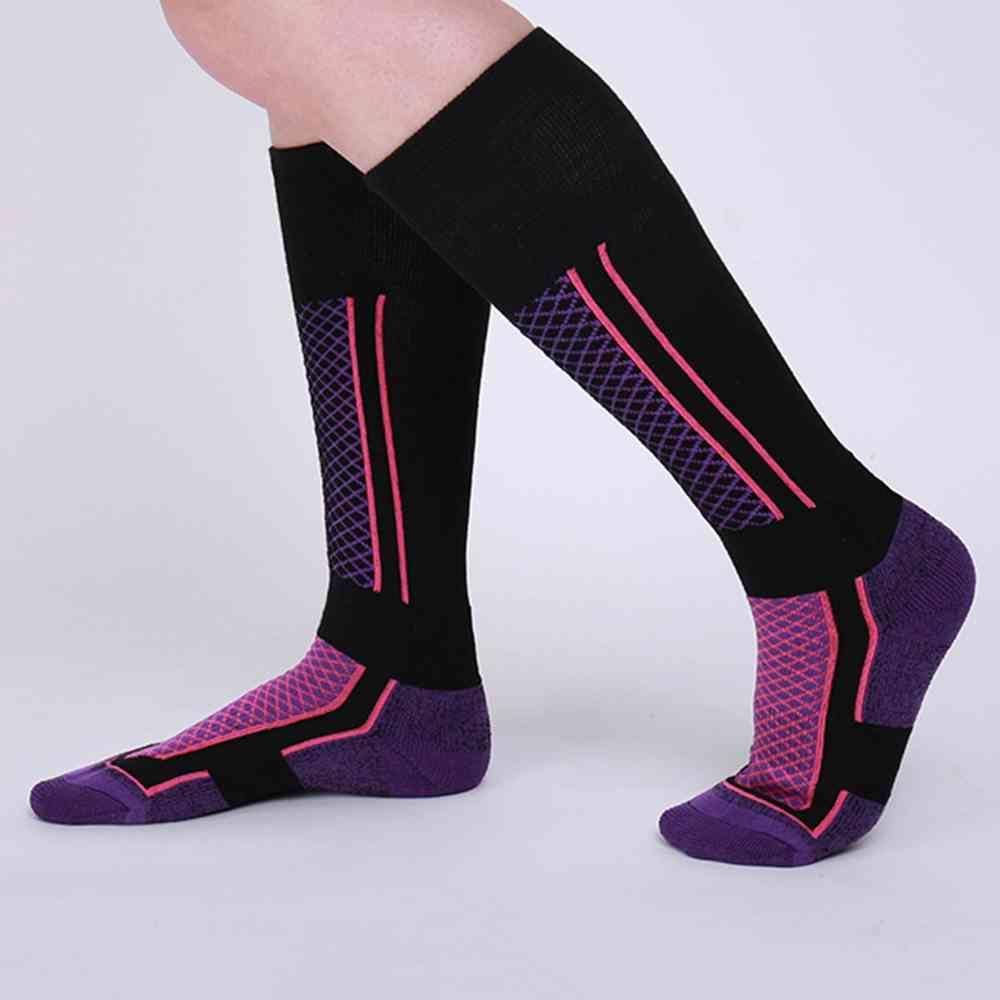 Winter Women & Men Thermal Socks, Cotton Outdoor Camping / Hiking Snow Soft Sock