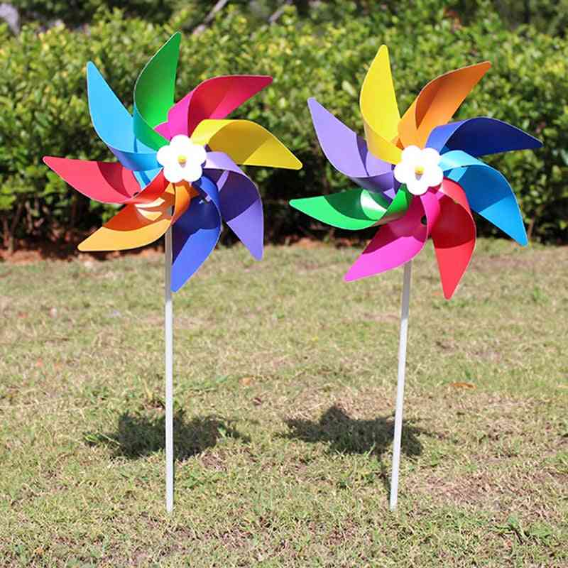 Wind Spinner Ornament For Garden Yard Party