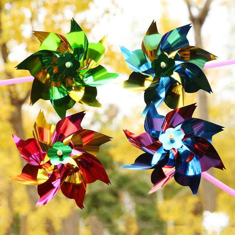 Colorful Decoration Diy Wind Spinner