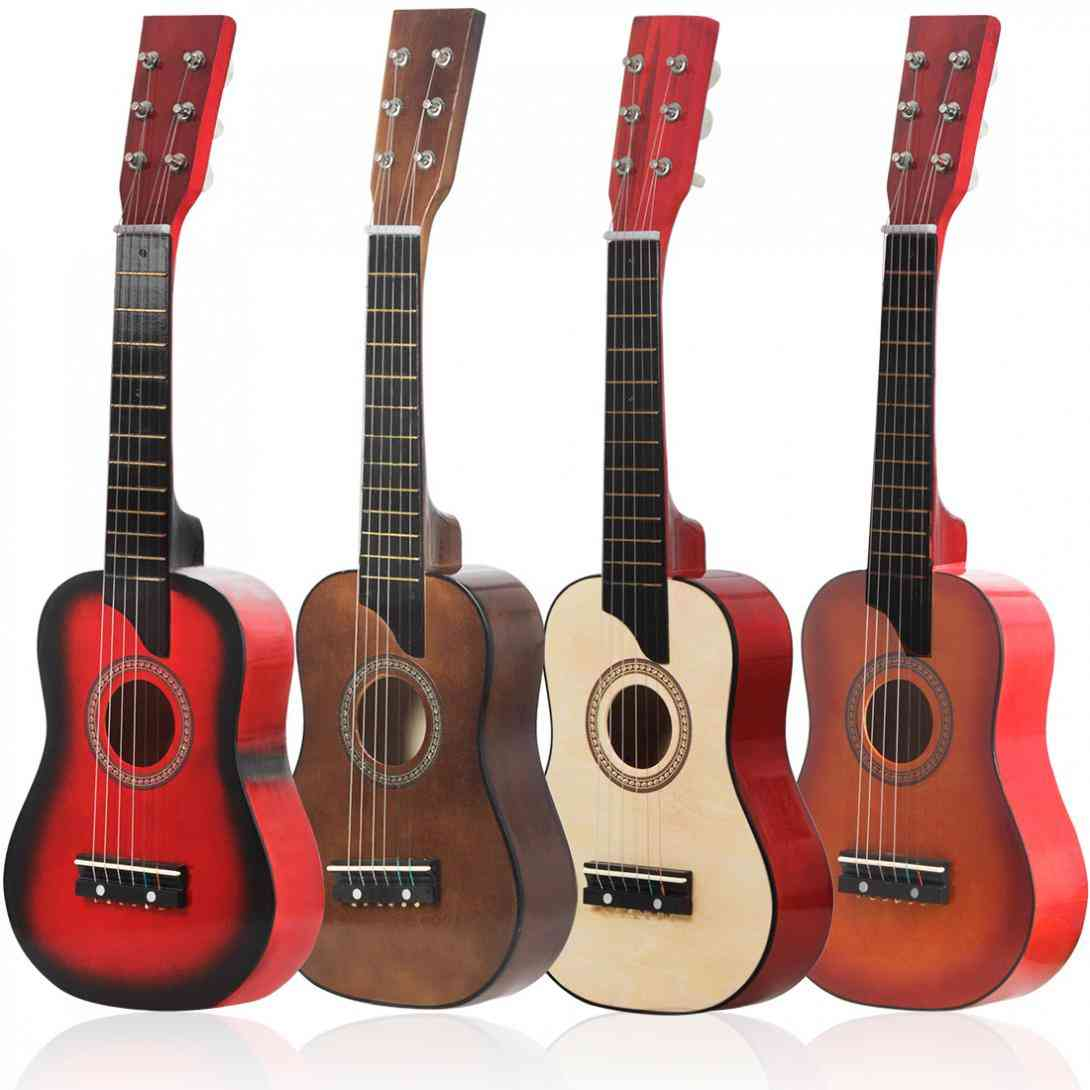 25 Inch Basswood Acoustic Guitar