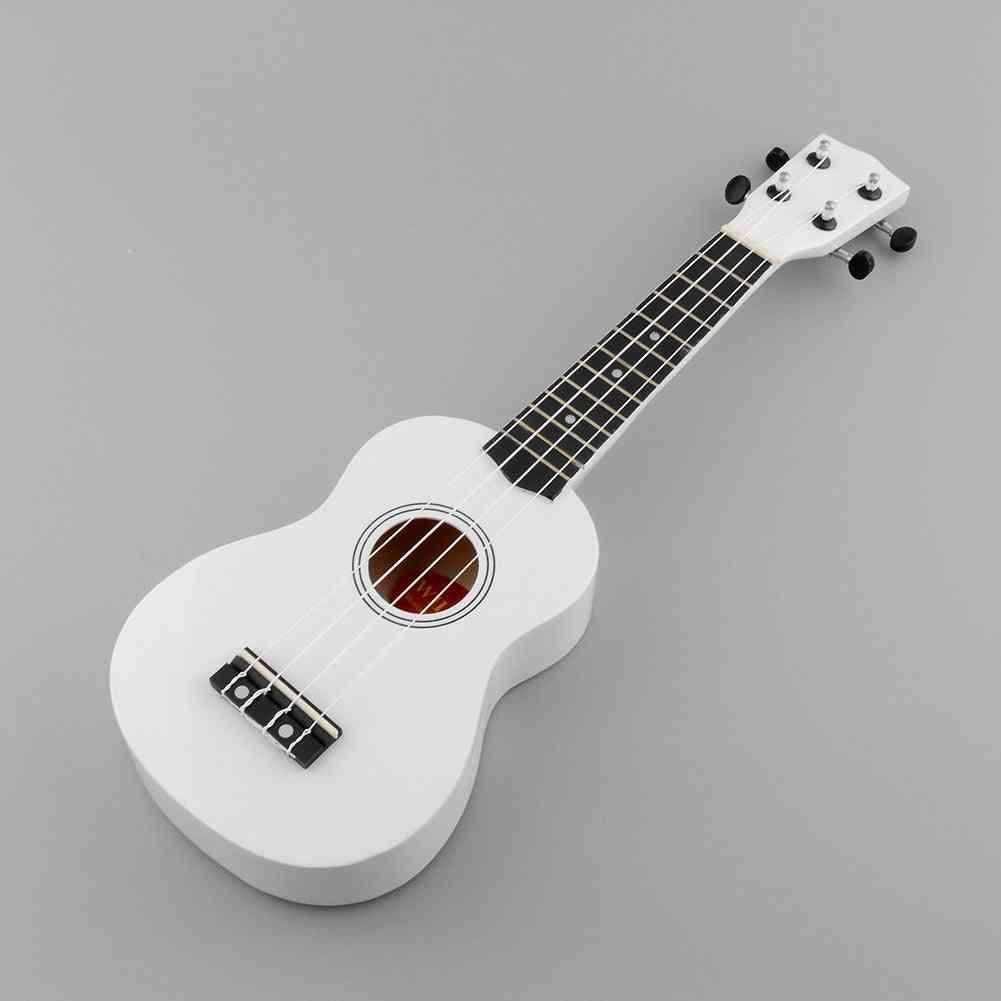 4-strings Instrument Wood - Hawaiian Style Guitar