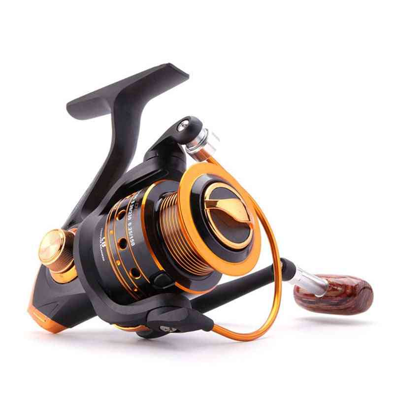 High End Spinning Fishing Reel-metal Coil