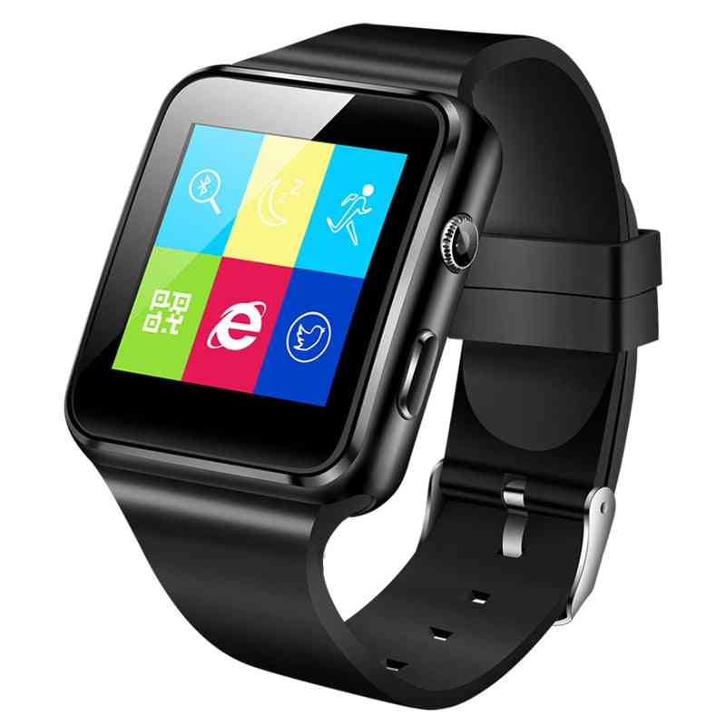 Smart Touch Screen Watch- Support Camera/tf Card