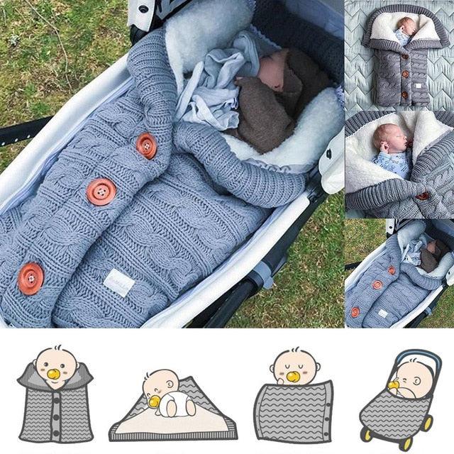 Warm Winter Sleepsack Stroller - Sleeping Blanket
