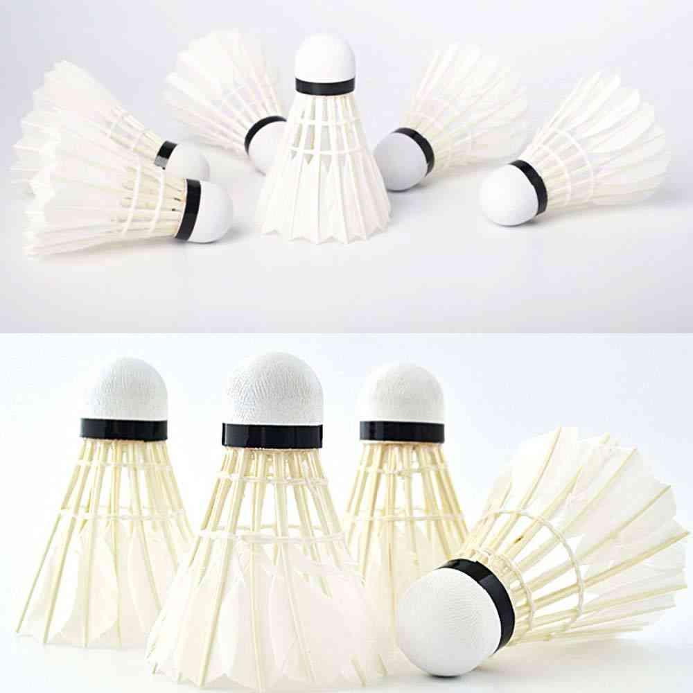 Professional Badminton Shuttlecocks