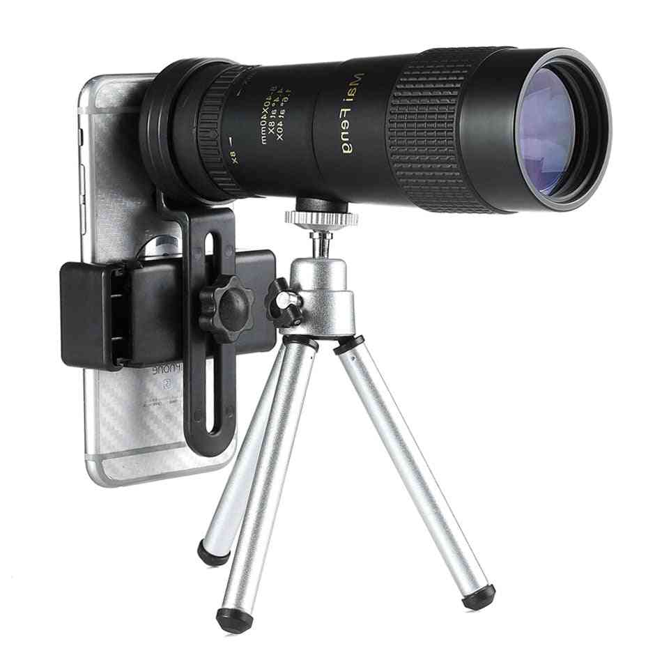 Compact, Retractable And Waterproof Professional Monocular