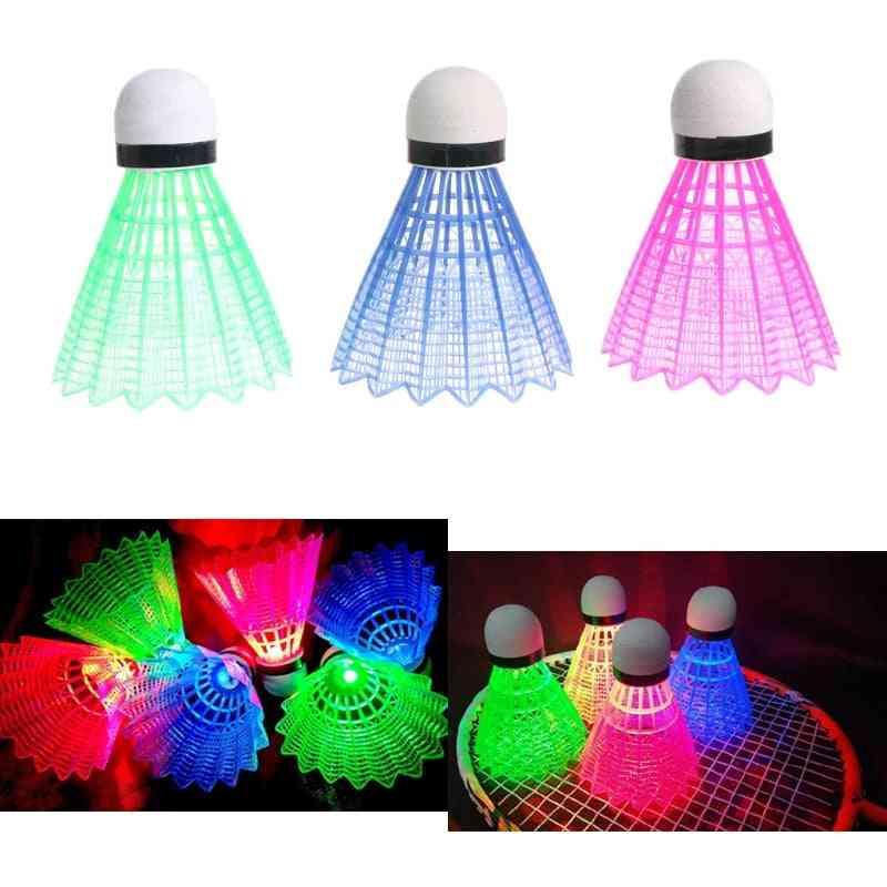 Badminton Plastic Shuttlecocks