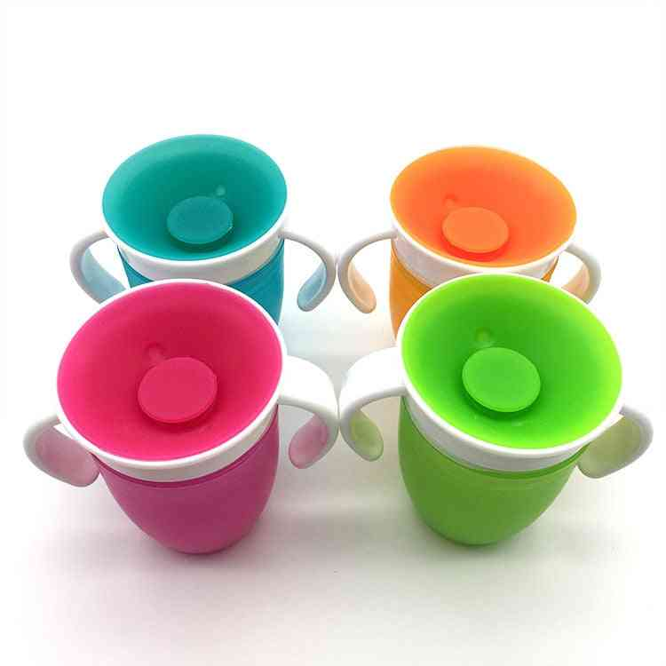 Silicon, Rotable Drinking Cup
